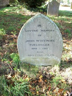 John Whitmore Furlonger