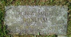Roena <I>Smith</I> Bonham