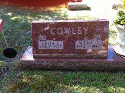 Ervin Lee Cowley