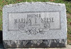 Marion F. Neese
