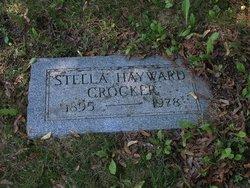 Stella <I>Haywood</I> Crocker