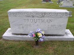 Mary Ellen <I>Cline</I> Troutman