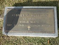 Aubrey G Huffman