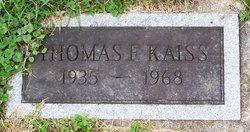 Thomas F. Kaiss