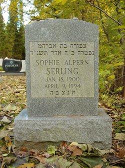 Sophie Alpern Serling