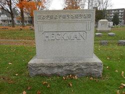 Elizabeth <I>Voss</I> Heckman