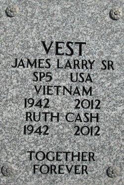 James Larry Vest, Sr