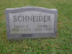 Evelyn M. <I>Sholly</I> Schneider