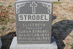Elizabeth Strobel