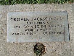 Grover Jackson Clay