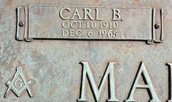 Carl B Mahaffey