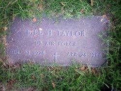 Bill H. Taylor