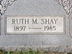Ruth M. Shay
