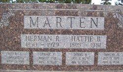 Hattie B. Marten