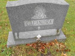 Maria <I>Rizzo</I> Calandra