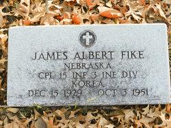 James Albert Fike