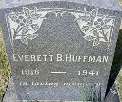 Everett B Huffman