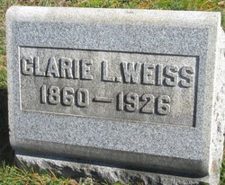 Clarie L Weiss
