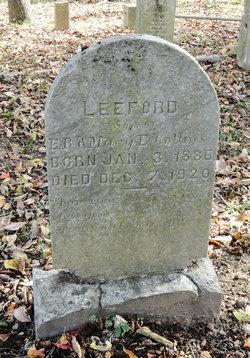 Leeford Collins