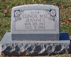Clincie Mae Jennings