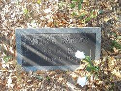 Wilbon Barton