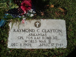 Raymond C. Clayton