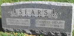 Sarah A <I>Clark</I> Sears