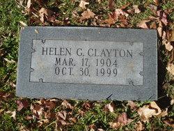 Helen G. Clayton