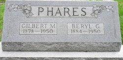 Beryl Glenn <I>Pearson</I> Phares