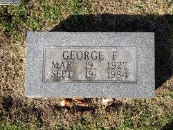 George F Leeper