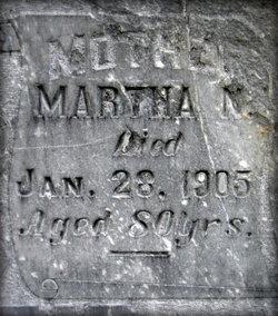 Martha <I>Newman</I> Farris