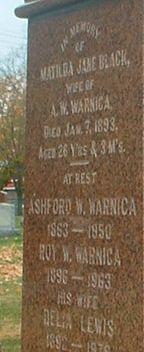 Roy W Warnica