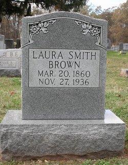 Laura <I>Smith</I> Brown