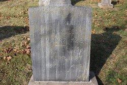 Rev George Fikenscher