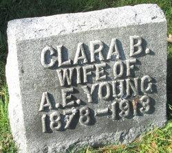 Clara B Young