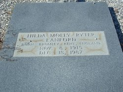 Hilda Molly <I>Ryter</I> Lanford