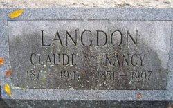 Claude Langdon