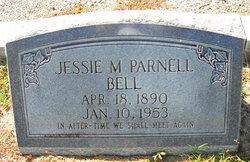 Jessie M. <I>Parnell</I> Bell