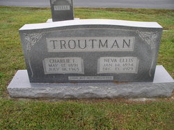 Neva <I>Ellis</I> Troutman