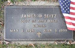 James O Seitz