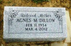 Agnes Marie <I>Curran</I> Dillow