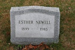 Esther Newell