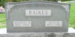 Marticia H. Raikes