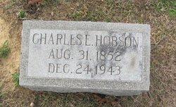 Charles E Hobson