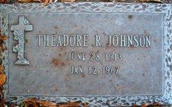 Theadore R Johnson