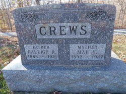 Raleigh Richard Crews