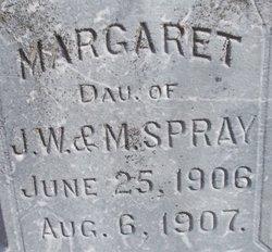 Margaret Spray