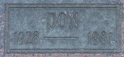 Don Minger