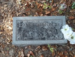 Frankie Barton, Jr
