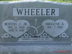 Berton J. Wheeler, Jr